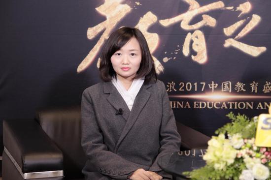 高思爱学习企管部总监  王莉