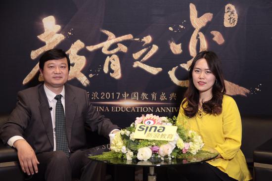 两个黄鹂教育创始人兼董事长肖弦弈