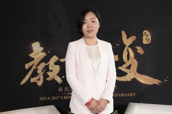 爱贝国际少儿英语总部副总经理王琳