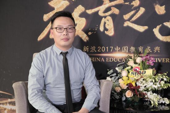 希望美术教育副总裁 徐凤华