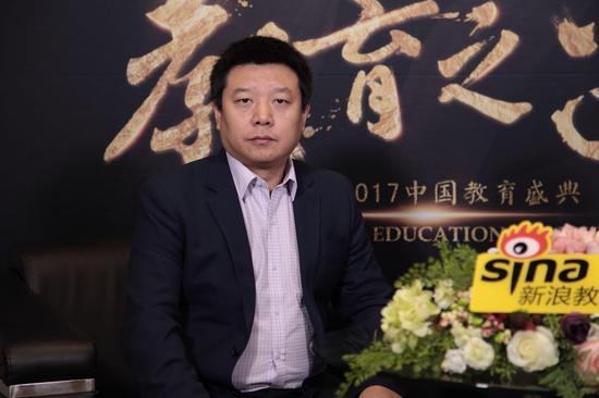 乐斯教育创始人兼CEO宫旭生
