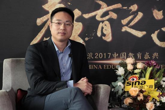 云开科技联合创始人徐小明
