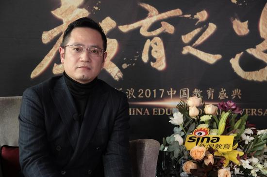 乂学教育联合创始人周伟
