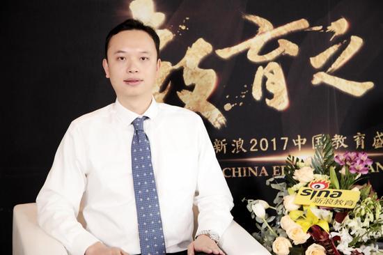 海纳川培训联合创始人 刘瀚阳