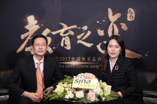 企鹅家族英语中国CEO刘祎