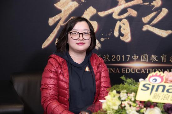 口语猫联合创始人汪怡平