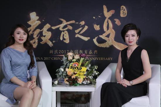 金睿家国际婴幼托教大中华区总裁Mary