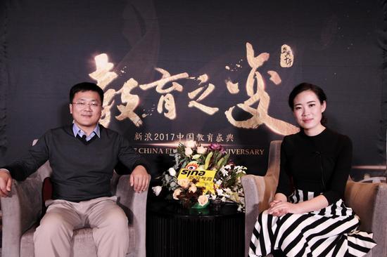 贝乐机器人创始人杨鹏举