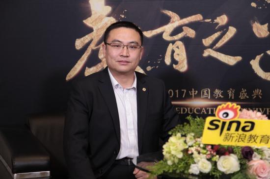 博识教育集团运营中心负责人 刘雪峰