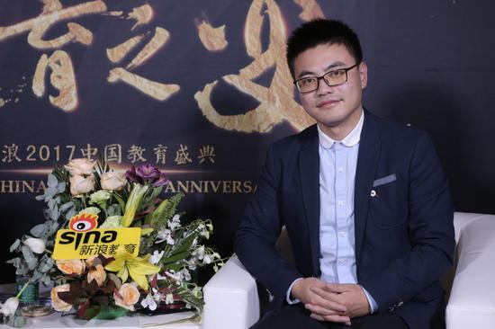 考拉优教CEO钱晋文