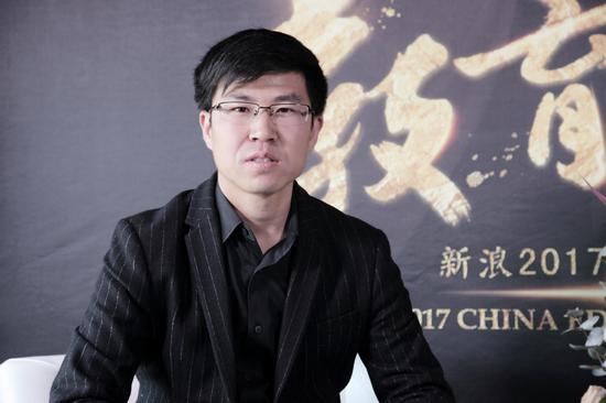 长水教育集团常务副总裁刘凯