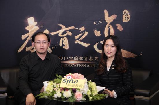 高思教育副总裁、联合创始人,爱尖子CEO 邹瑾