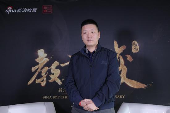 美国篮球学院中国区总经理 宁爱军