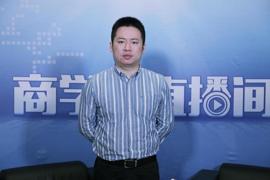 上海外国语大学MBA项目中心主任吴昀桥博士