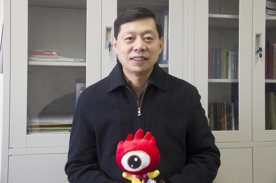 中国戏曲学院副院长冉常建