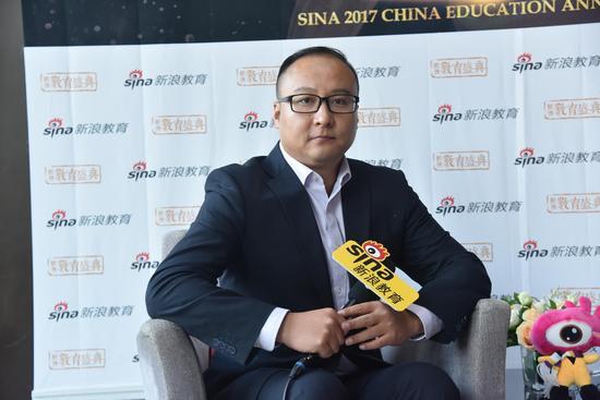 汇加顾问集团华北区市场总监 韩金伟