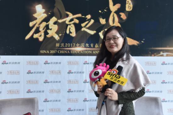 中加枫华国际学校副总校长 王文