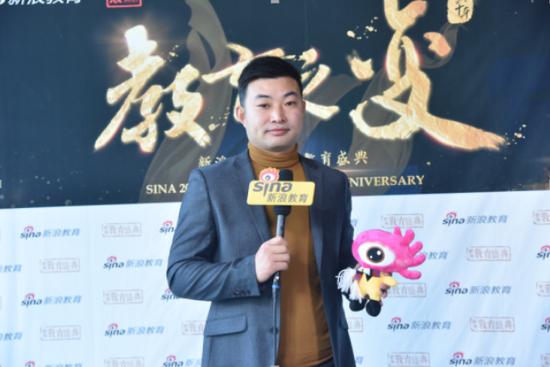 深圳市一百教育开发有限公司创始人兼CEO 陈大六