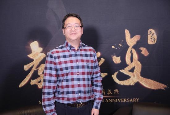 新东方百学汇CEO 王立