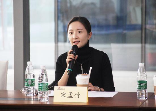 北京电影学院北京培训中心校长宋孟竹
