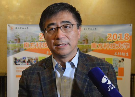 南方科大今年在江苏招35名理科生 高考成绩占60%