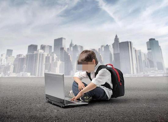 全球每日新增逾17.5万名儿童网民。
