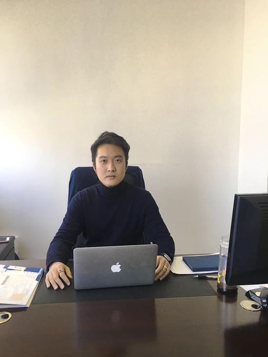CTP美华少儿英语总经理李骁