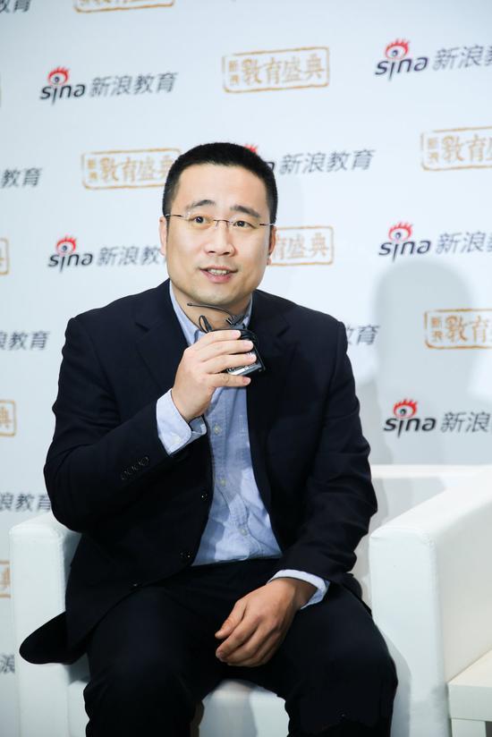 北京教育新闻中心主任王攀