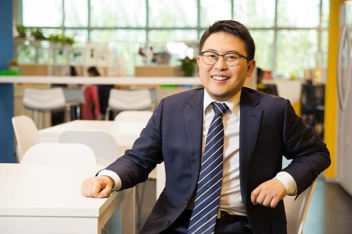 51Talk创始人兼CEO黄佳佳