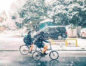 东京下一场雪为何城市会瘫痪
