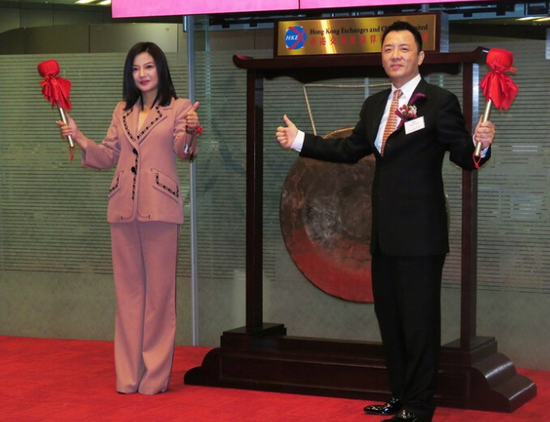 趙薇甩脫小燕子印象 投資入股9天賺了2.1億港元