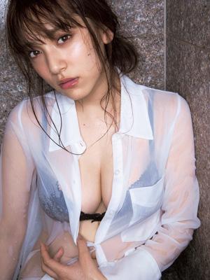 有颜有肉!日本新兴写真女优