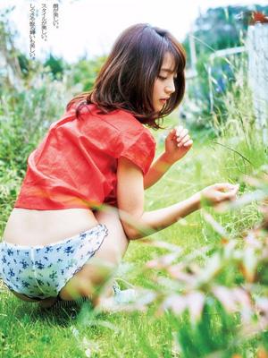 日本新生代写真女优夏日清凉写真