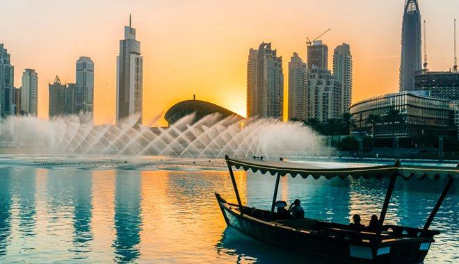 为什么全世界的有钱人都喜欢去迪拜撒钱?