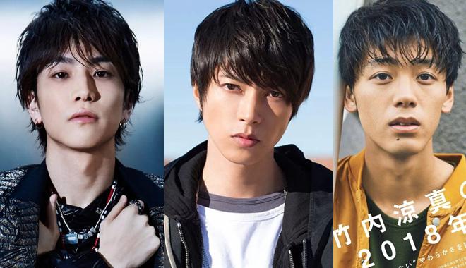 2018上半年日本国宝级帅哥出炉! 有你Pick的吗?