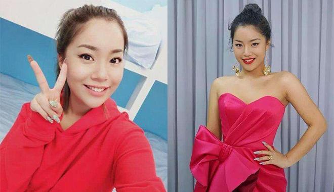 王菊一个月瘦17斤 她进阶到欧美酷girl才是找到自己