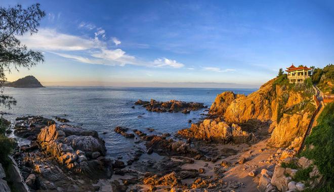 冬季去看海 不必出国这里就有好风景