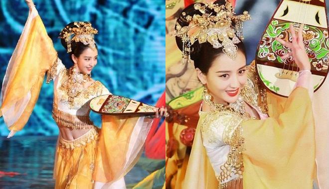 """佟丽娅美成仙女 她上镜的""""古装脸""""有这两个特征"""