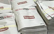 潮流志|《纽约邮报》联名Supreme翻40倍