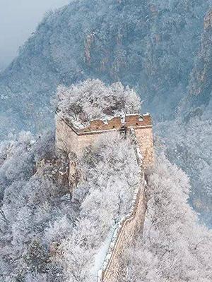 外媒评选出最美航拍中国照片