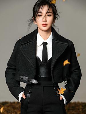 李冰冰登杂志2019开年封面