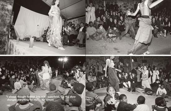△1989年Maison Martin Margiela秀场