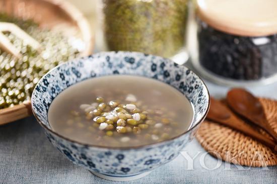 绿豆汤 图片来自海洛