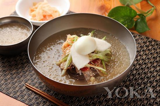 韩式冷面 图片来自海洛