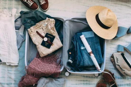 """至于预留多少空间,就看你返程大概会有多少""""新""""行李吧。"""