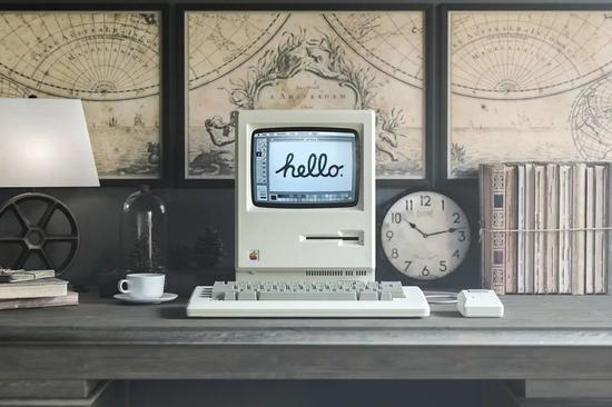除了Mac笑脸和微软纸牌 苹果第一代设计师有多强