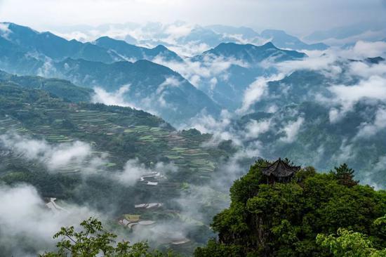杭州自驾3h 藏着一座我百去不腻的避世小县城