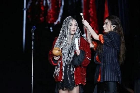 出道20年单飞11年 田馥甄从偶像天团到金曲歌后