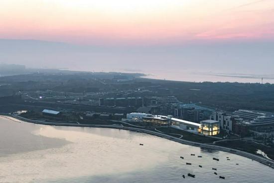 耗时10年 中国再添一座世界级海边美术馆