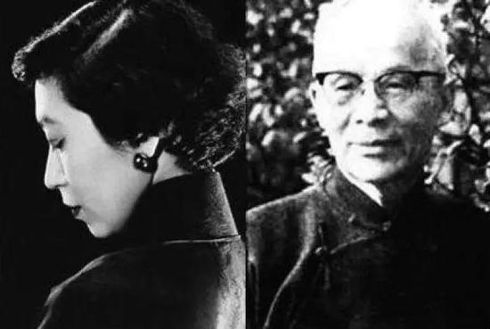 张爱玲与胡兰成未举行婚礼,也没有留下一张合影